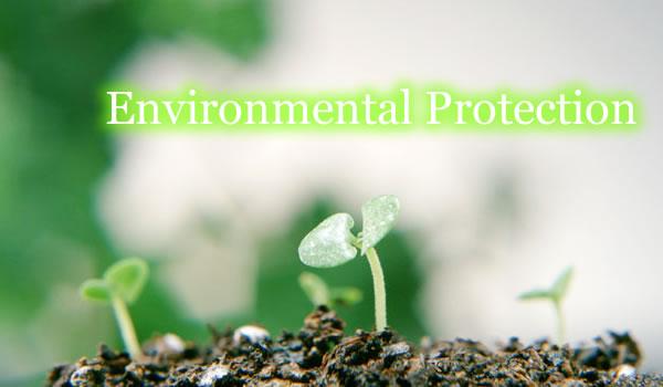 環境への取り組みについて