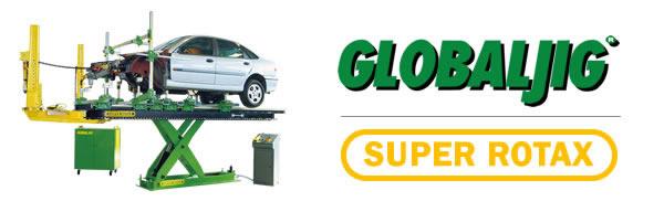 世界的シェアを持つ信頼のフレーム修正機「GLOBALJIG」